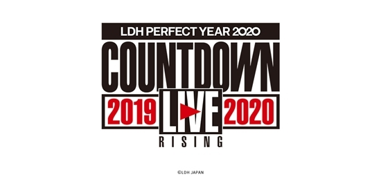 [J-Pop] 『 LDH PERFECT YEAR 2020 COUNTDOWN LIVE 2019▶ 2020
